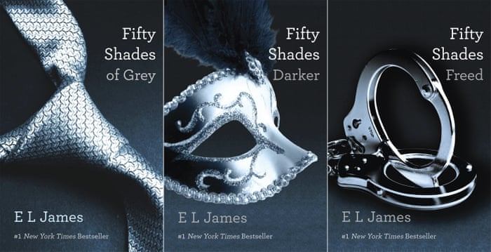 Marketing: El éxito detrás de «50 shades of gray»